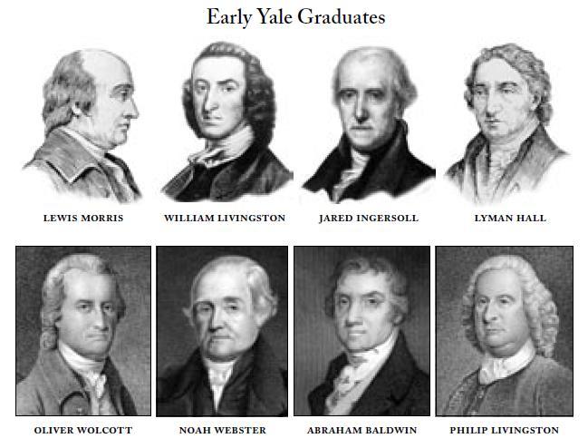 Yale graduates